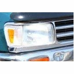 Toyota T100 OE-Style Replacement Crystal Headlights