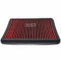 Toyota 4Runner / Sequoia / Tundra 4.7L Reusable & Washable Replacement High Flow Drop-in Air Filter (Red)