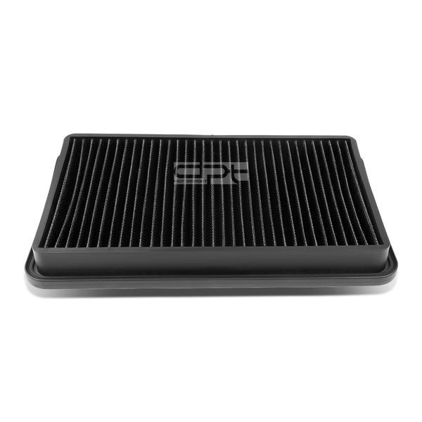 Toyota Camry / Sienna / Lexus RS300 / ES300 Reusable & Washable Replacement High Flow Drop-in Air Filter (Black)