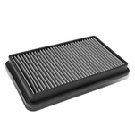 Toyota Camry / Sienna / Lexus RS300 / ES300 Reusable & Washable Replacement High Flow Drop-in Air Filter (Silver)