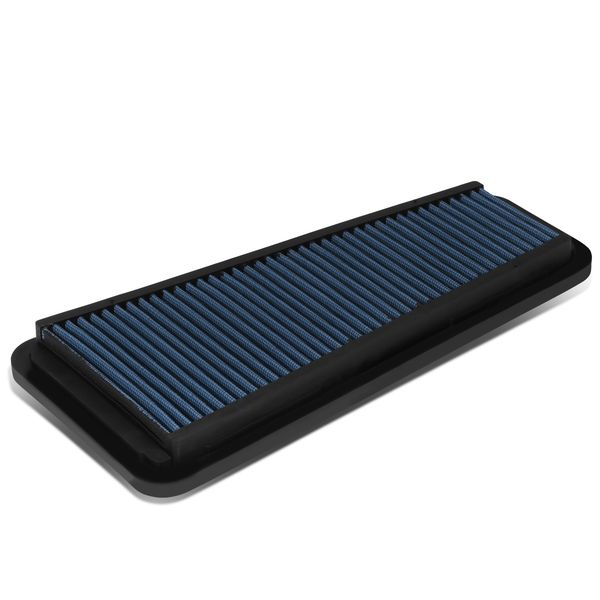 Toyota Cruiser / Tundra SR5 Reusable & Washable Replacement High Flow Drop-in Air Filter (Blue)