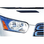 Ford Transit OE-Style Replacement Fog Lights