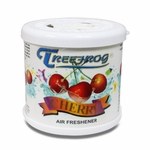 Treefrog Cherry Scent Long Lasting 2.8Oz 80G Car Auto Truck Office Air Freshener