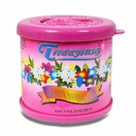 Treefrog Jasmine Scent Long Lasting 2.8 Oz 80G Car Truck Office Air Freshener