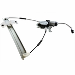 Window Regulator w/ Motor Front LH Left Driver Side for 06-07 Jeep Liberty