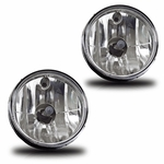 Winjet 1999-2002 Dodge Ram (With Sport Package) OEM Style Fog Lights- Clear