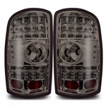 Winjet 2000-2006 GMC Yukon LED Tail Light - Smoked