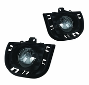 Winjet 2014-2015 Scion TC OEM Style Fog Lights - Clear [Wiring Kit Included]