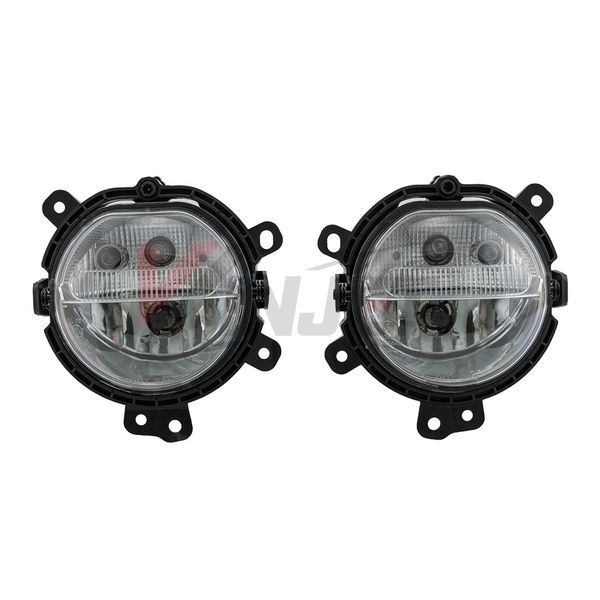Winjet 2014-2017 Mini Cooper Factory Style Replace Fog Lights