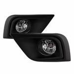 15-17 Nissan Murano Fog Lights Clear Driving Front Lamps w/ Wring Kit+Switch