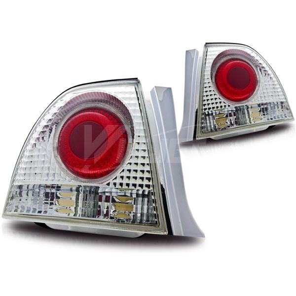 Genuine Hyundai 92750-33002-FD High-Mount Stop Lamp Assembly