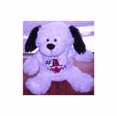 #1 Mom Personalize Teddy Bear