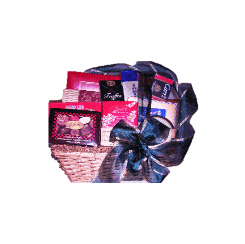 A Basket of Chocolates