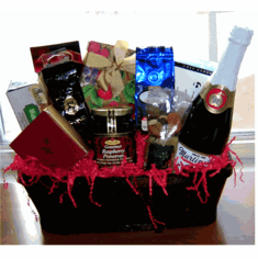 B2B Gourmet  Gift Basket (free delivery)