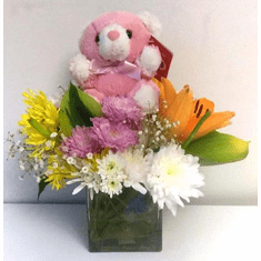 baby bouquet 1