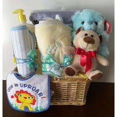 Baby Gift Basket Girl