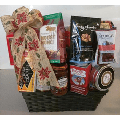 Boston Christmas Gift Basket