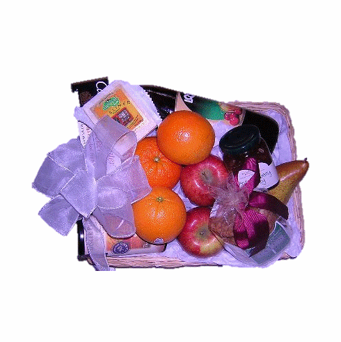 Boston Fruits Gift Basket