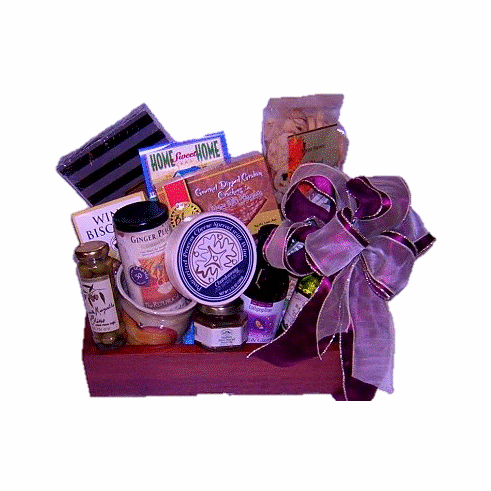 Bostonia Gift Basket-free delivery