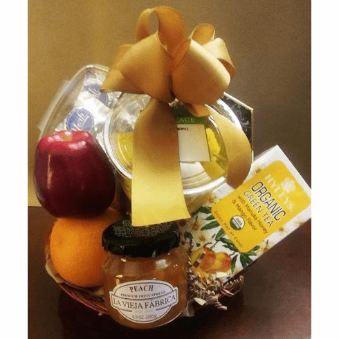 Christmas Fruits Gift Basket KJ Paula