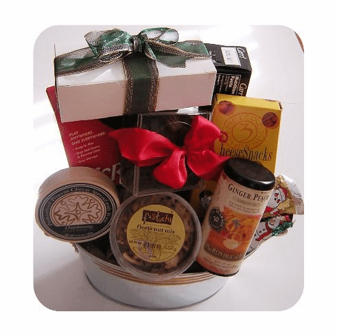 Christmas Gift Basket Corporate Gift Giving Year 2020