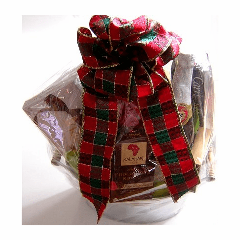 Christmas Gift Basket idea for coworkers