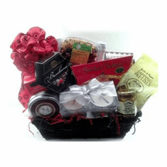 Christmas Gift Basket Ideas for Girlfriend