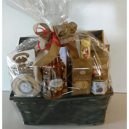 Corporate Gift Basket For Him Boston