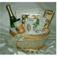 Deluxe Gourmet basket-free delivery
