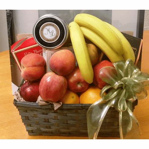 Father's Day Gift Basket of Fruits