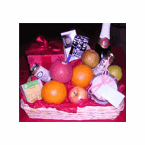 Fruit Gift Basket For Men