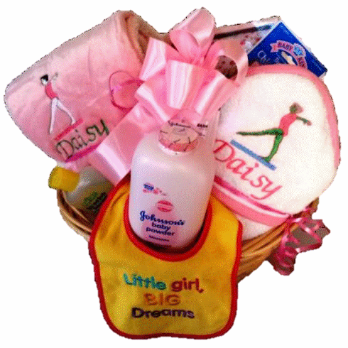 Gift Basket Baby Girl