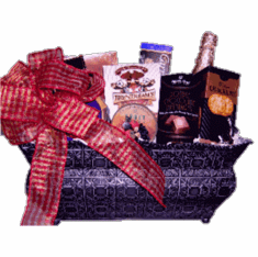 Gift Basket-Christmas Gift Basket