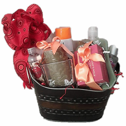 Gift Basket-Spa Gift Basket