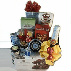 Gift Tower Gift Basket