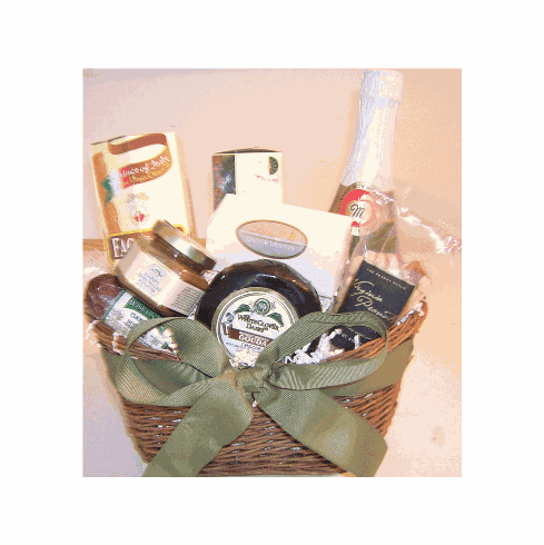 Gourmet  Craving Gift Basket