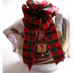 Gourmet gift-free delivery