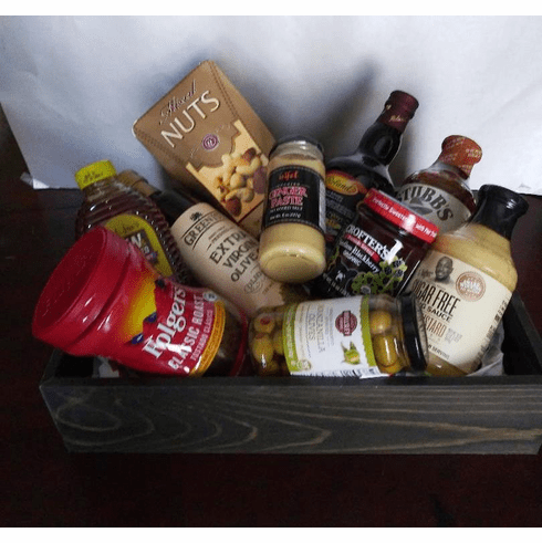 Grill Master Father's Day Gift Basket
