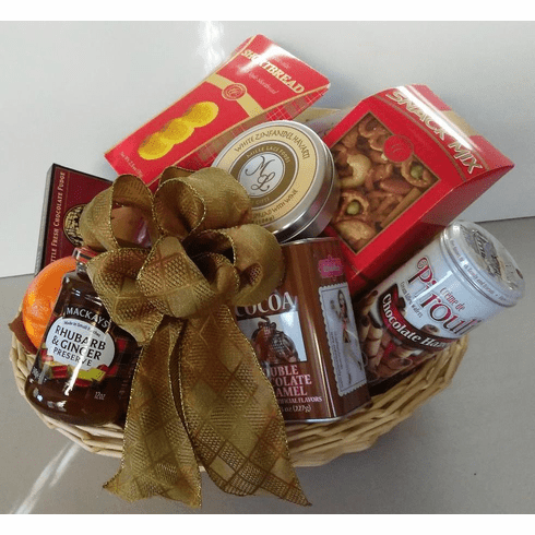 Hot Coco Gift Basket