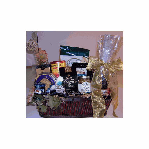 Housewarming Christmas Basket (free delivery)