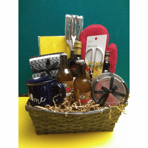 Kithchen Master Father's Day Gift Basket
