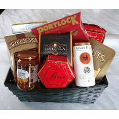 KJ Tea Basket