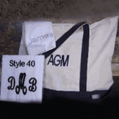 Personalize Totes