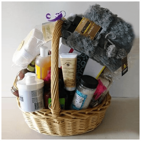 Spa Basket 1