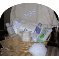 Spa Gift Basket-Valentine Day Gift