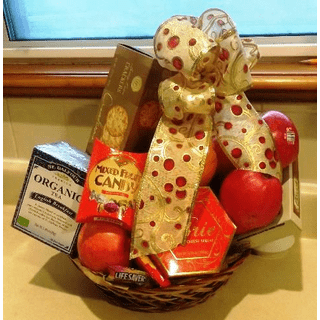 Tea-Cheese-Fruit-Basket