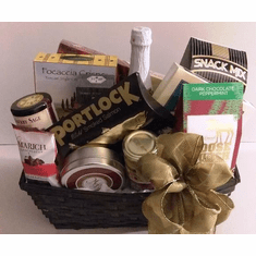 Tis the Season Holiday Basket