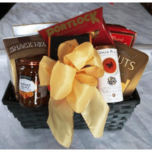 Unique Father's Day Gift Basket