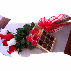 Valentine's Day-Flowers-Chocolates