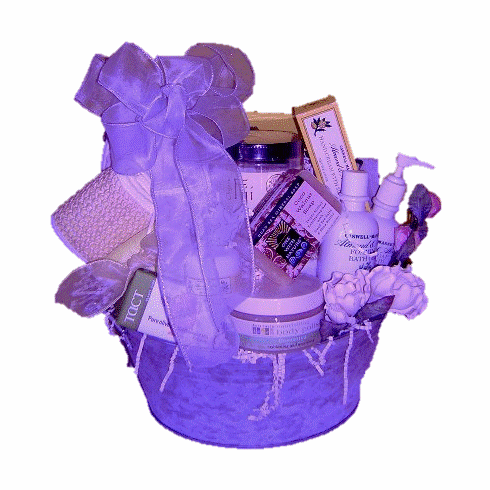 Valentine's Day Spa Basket-Free Delivery